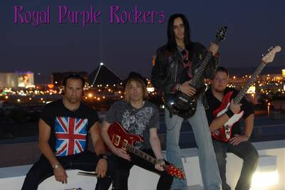 Royal Purple Rockers