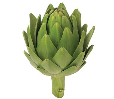 The first food Guy Savoy fell in love with was the artichoke.