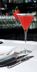 The Dream Berry is No. 1 in the CityCenter restaurant's beverage program.