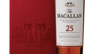 25-year-old Macallan = pure bliss.