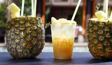 Say adios to summer with one last taste of the tropics.