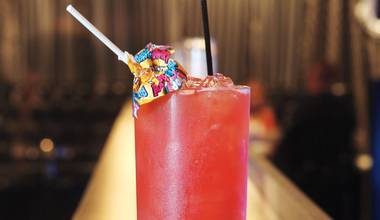 Whether you're thirsty for an outrageous drink, this new Downtown lounge is your spot.