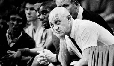 The son of Armenian immigrants, Jerry Tarkanian was urged by his stepfather to become a barber. His true calling, of course, was basketball.