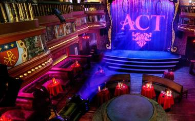 No official reason has been given for the ceasing of operations at the ultra-risqué club the Act, which opened in October 2012 as a much-hyped outpost of the Box in New York and Box Soho in London.