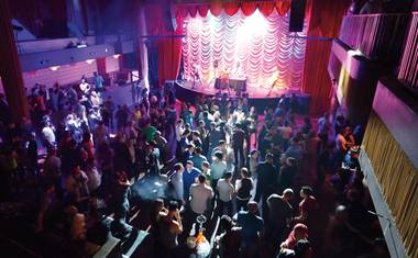 Veteran gay club Krave is under new ownership and back on the Strip at the former Club Utopia space.