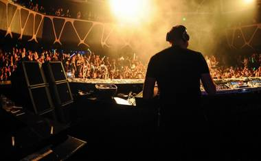 Afrojack, Martin Garrix and Calvin Harris are out at the MGM megaclub. Who is spinning there in 2015?