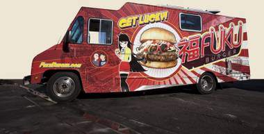 Las Vegas' best-known food truck is set to open inside F.A.M.E. at the Linq in May.