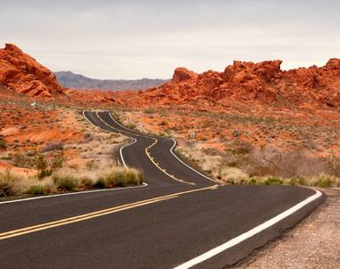 Get lost in something awesome next time you hit the road! Las Vegas Weekly staff share eight places you should see, and aren't too far away ...