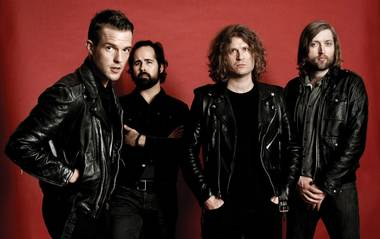 The show will mark The Killers' first public, non-festival Vegas performance since December 2012.