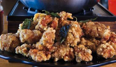 While you're searching for the hot pot of your dreams, the perfect popcorn chicken could be right under your nose.