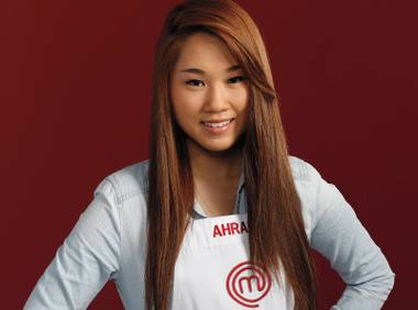 UNLV student and MasterChef contestant Ahran Cho talks Easy Bake Ovens, the job offer she just got and a game-changing savory tiramisu.