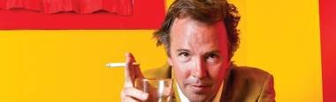 Know what Stanhope hates more than anything? A sober crowd!
