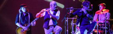 Once again, the longtime Jethro Tull leader proved that he has a lot left to offer besides nostalgia for his old band.