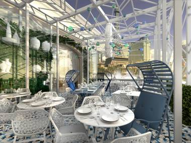 Italian small plates are next on the menu for Bellagio's waterfront restaurant.