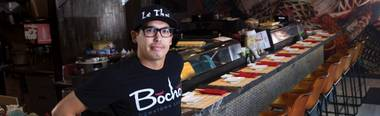 The founder of Fremont's first cool restaurant is branching out, first with sushi, then ...