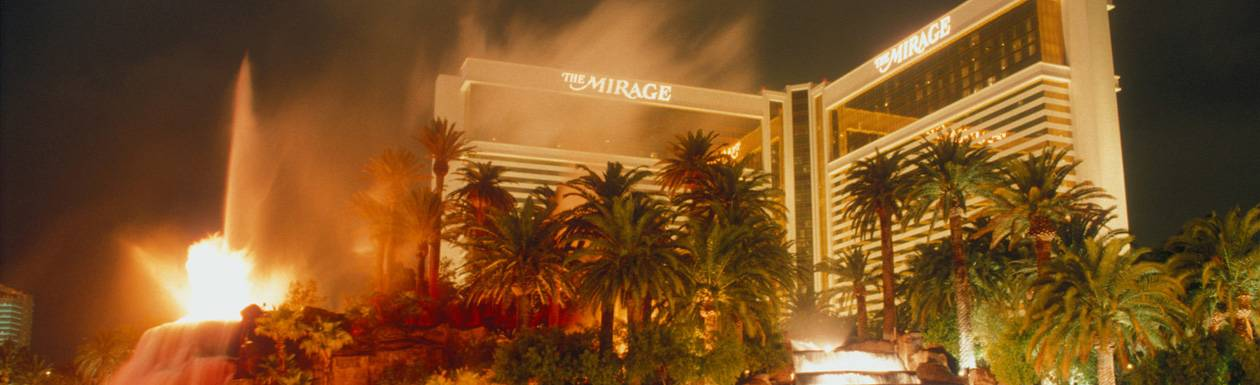 "Here's a chilling thought, courtesy of the man who made it all possible: ""Ask yourself, if there was no Mirage on the Strip, what would've happened?"""