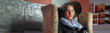"""I just started being obsessed with who I am and able to love who I am without having to hide behind clothing and hide behind my cellulite and hide behind my rolls."""