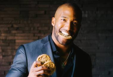 """A cookie connects, a cookie speaks, a cookie is social."""