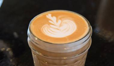 Downtown's newest coffee shop features cups brewed fresh to order and Latin comfort foods.