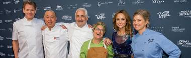Ten new events have been added to the ninth annual star-studded culinary event.