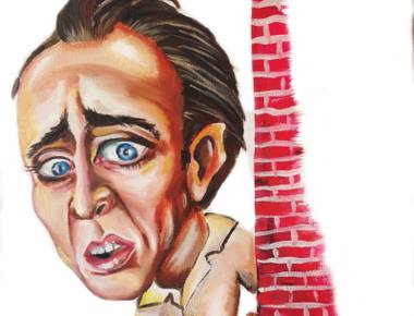 In search of Nicolas Cage: The hunt for the Vegas-based actor turns weird.