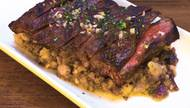 The food is just more interesting at this neighborhood bar. Try making the skirt steak and crushed potatoes in your kitchen.