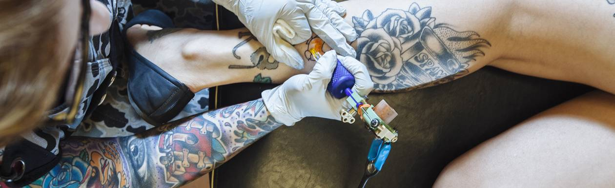"As more women enter the ""boys club"" of tattooing, they're proving to be just as badass as their male counterparts—if not better."
