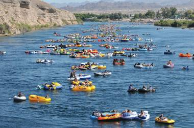 Do this now! Surf, sip, sing, see a show and soak in the river with 150 new friends.