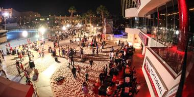 Get ready for an end-of-summer beer bash August 28-30 at Mandalay Bay Beach.