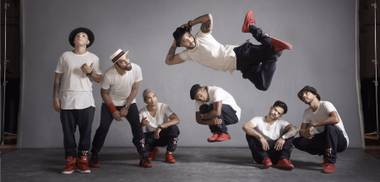 The Vegas b-boys dominated, but Quest Crew walked away with the title.