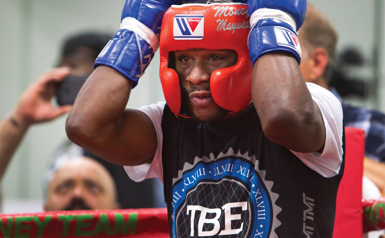"Floyd Mayweather Jr.'s ""last fight"": The only thing that seems to match the boxer's brilliance inside the ring is his foolishness outside it. One of Mayweather's first ..."