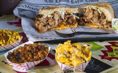 Jessie Rae's BBQ claims to serve Las Vegas-style barbecue. Is that a thing?
