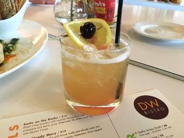 Summer has arrived early at DW Bistro in the form of a fresh new cocktail menu.