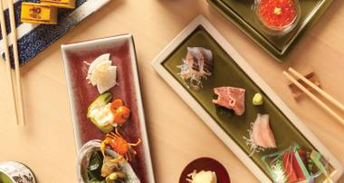 Chef Gen Mizoguchi revolutionized sushi in Las Vegas when he opened Kabuto. Now he brings us Yui, just a few blocks east.