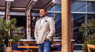 Pacheco oversees 14 restaurant brands in the Hakkasan portfolio with a focus on Las Vegas.