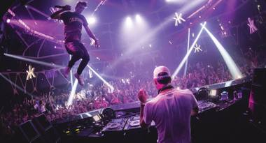 The Chainsmokers perform at Hakkasan and Omnia this weekend.
