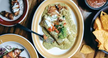 Another Mexican restaurant in the neighborhood?  Try it out and compare it to the rest.