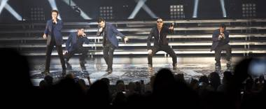 New Kids on the Block team with Boyz II Men and Paula Abdul, and Ricky Martin leads a long list of Latin artists for Calibash Las Vegas.