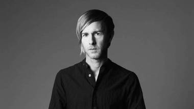 Hawtin plays the Boom Box Room at Marquee on Monday, November 28.