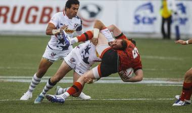 Why hold your breath waiting for the NFL? The USA Sevens International Rugby Tournament is already here.
