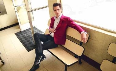 The singer and songwriter brings Panic! At the Disco back to Las Vegas March 24.