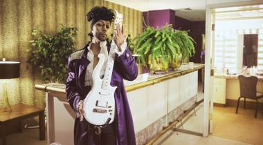 Tenner's long career now finds him at the Westgate Las Vegas International Theater, where he continues to tweak the popular Prince show.
