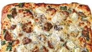 Chris Palmeri's square-shaped, Buffalo, New York-style pizza took out a series of heavy hitters en route to the title.