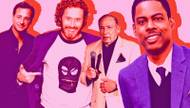 The Strip is set to host some of comedy's biggest stars from different eras in the coming months.