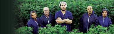 Meet the power players within Las Vegas' fast-growing cannabis industry