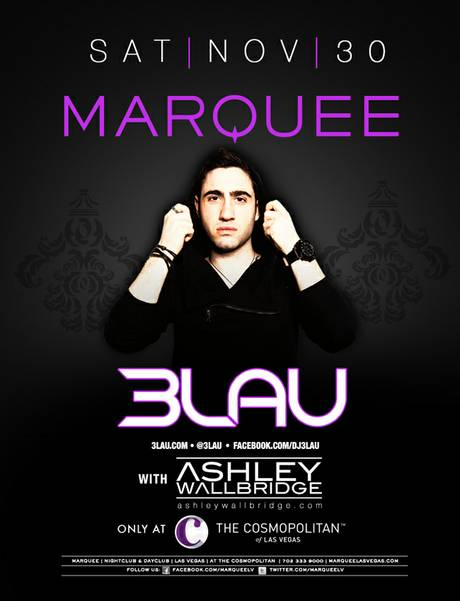 3LAU at Marquee