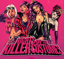 Nights Of The Killer Costumes