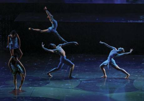 A Choreographer's Showcase