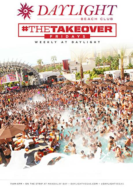 The Takeover Fridays