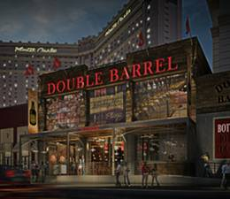 Double Barrel Roudhouse Grand Opening